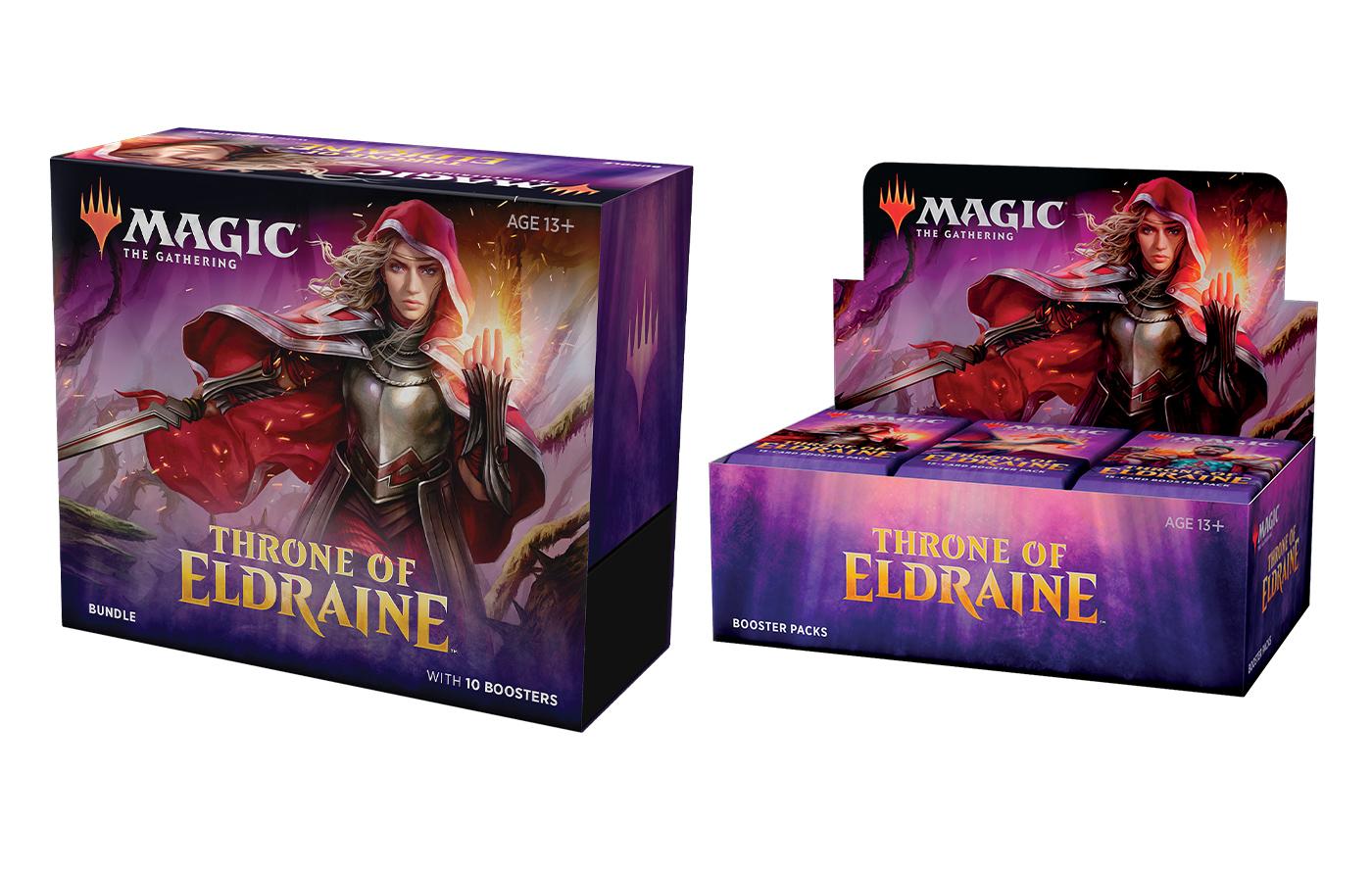 Throne of Eldraine Combo Pack