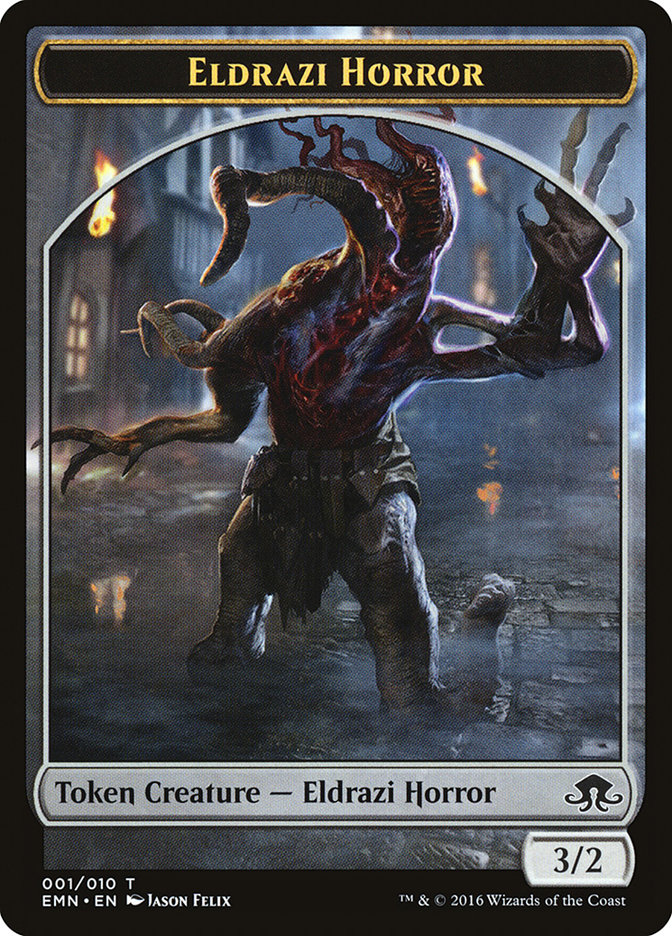 [Eldrazi Horror Token]