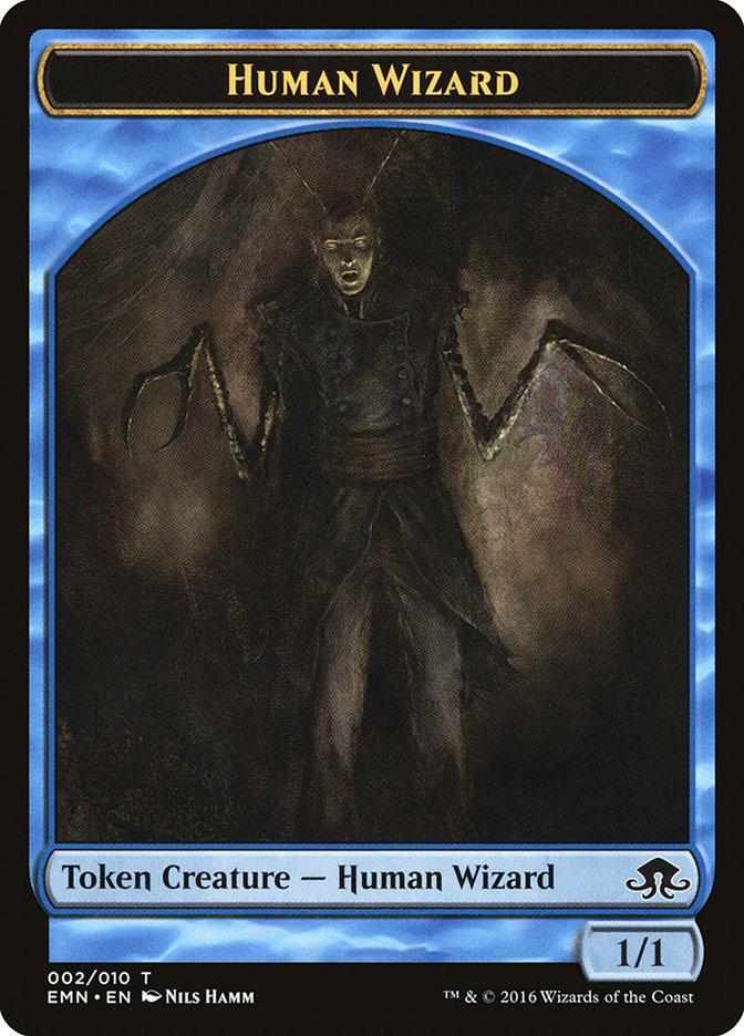 [Human Wizard Token]