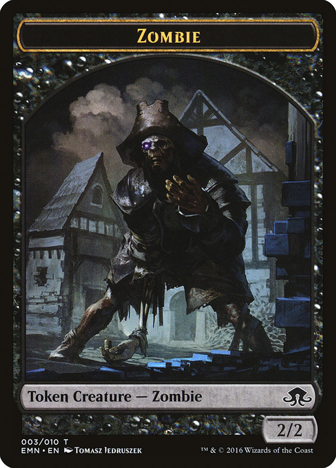 Zombie Token At Starcitygames Com
