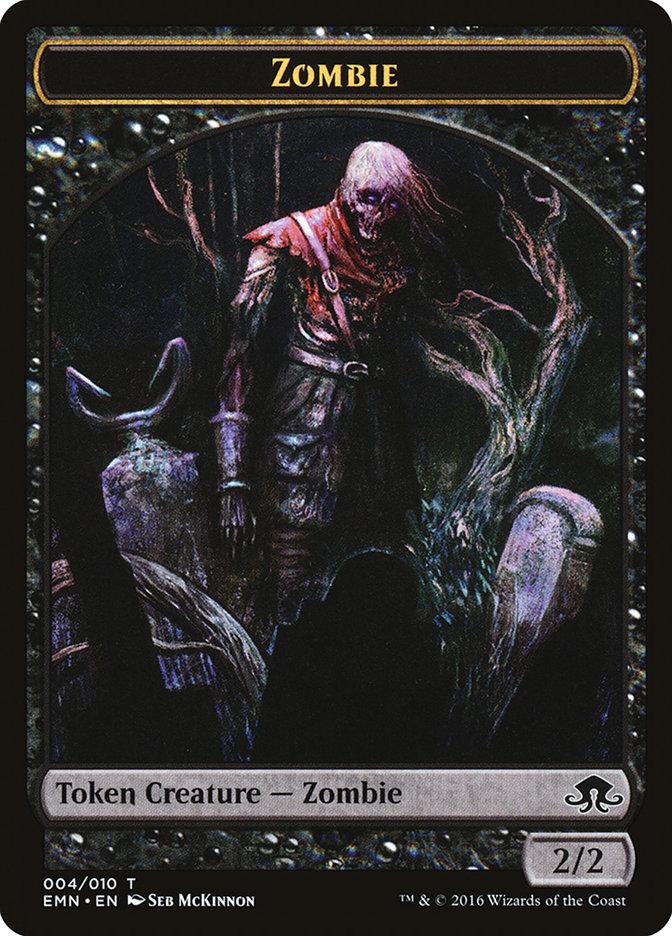 [Zombie Token] (#4)
