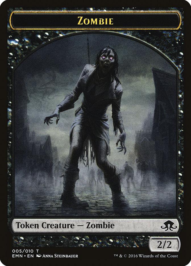 [Zombie Token] (#5)