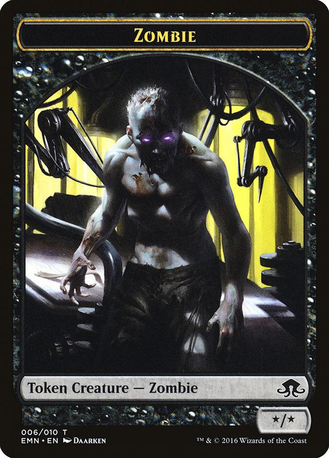 [Zombie Token] (#6)