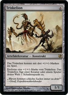 Triskelion (Duels: Elspeth vs. Tezzeret)