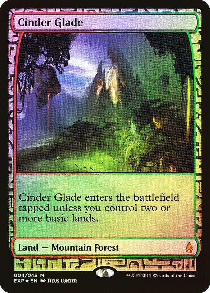 Cinder Glade (Full-Art)