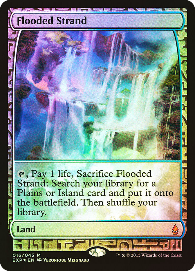 Flooded Strand (Full-Art)