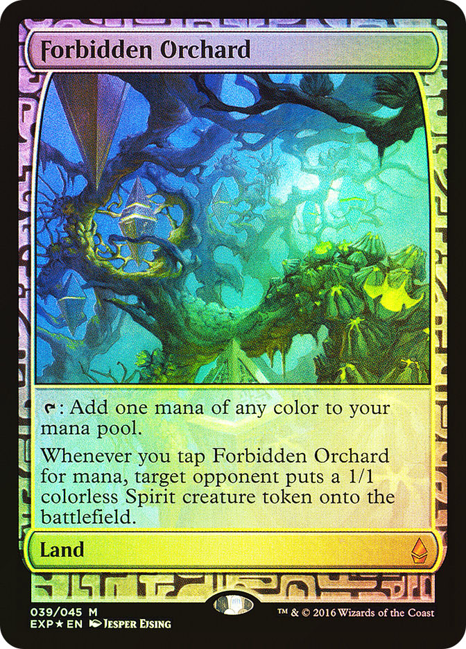 Forbidden Orchard (Full-Art)