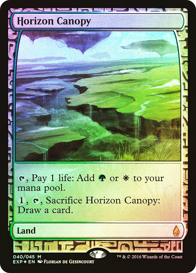 Horizon Canopy (Full-Art)
