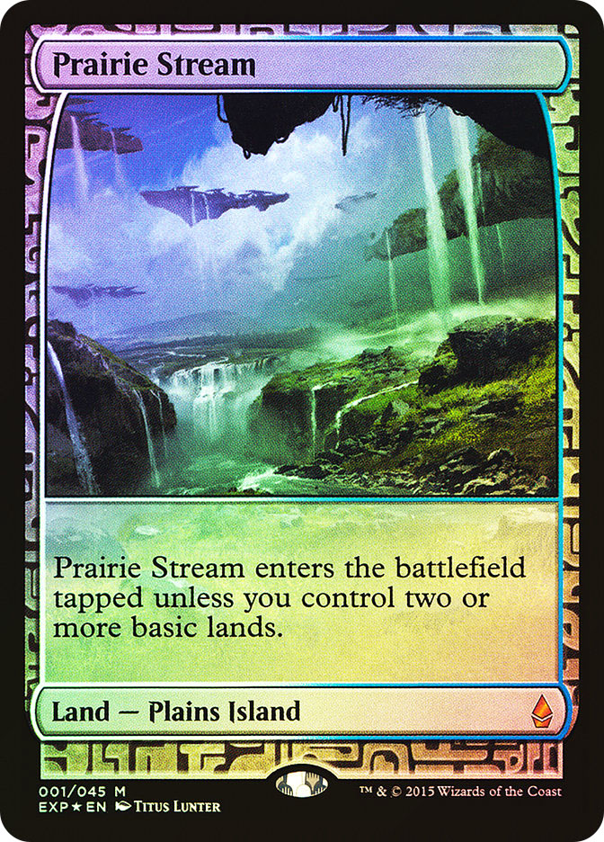 Prairie Stream (Full-Art)