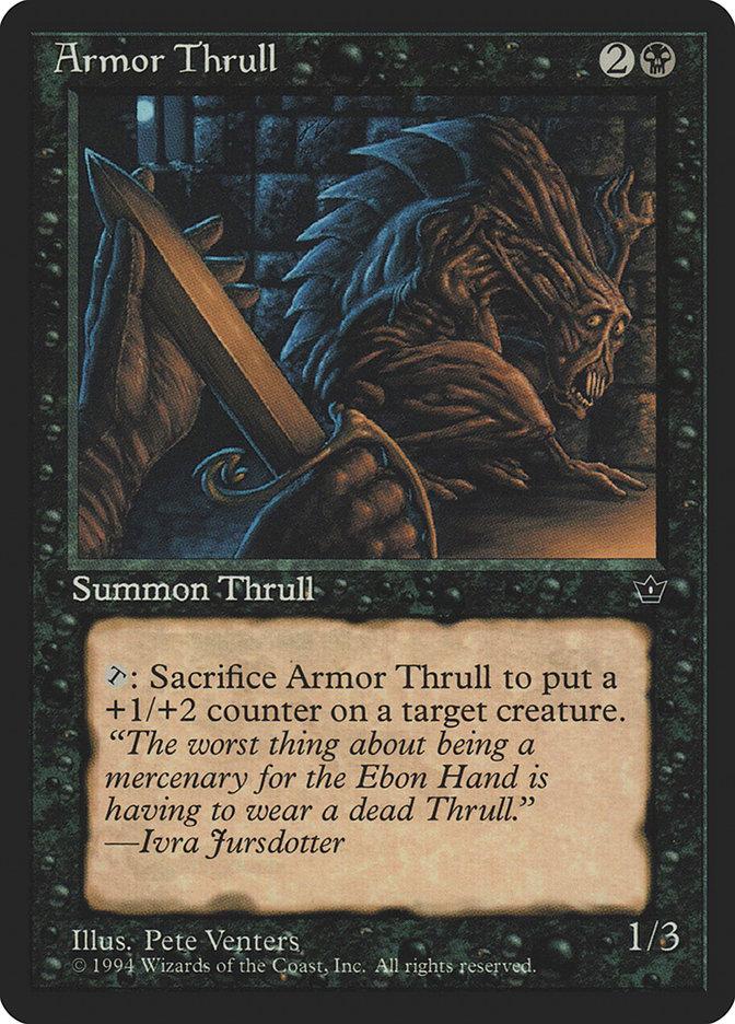 Armor Thrull (Pete Venters)