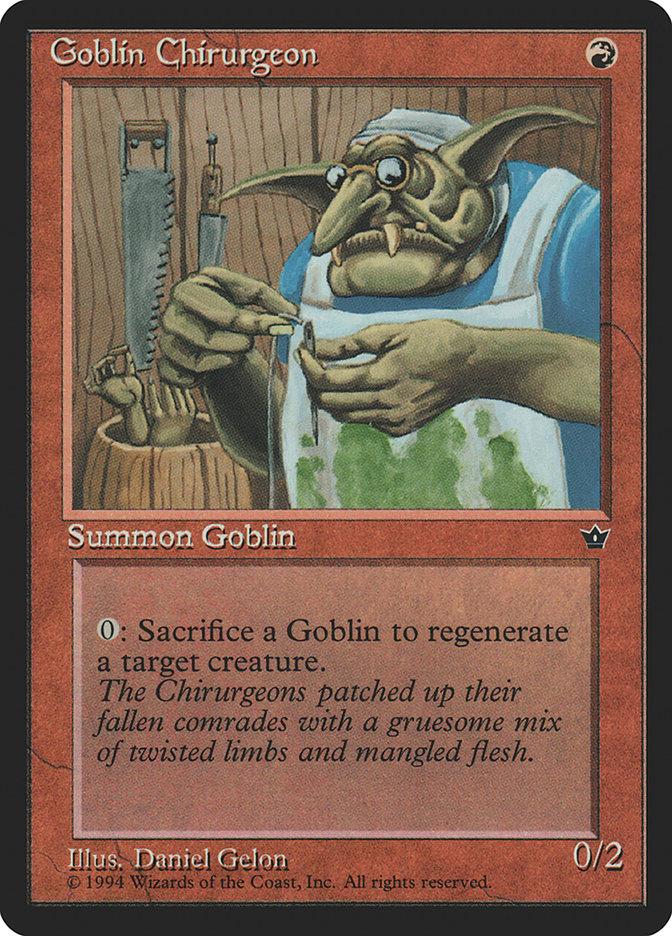 Goblin Chirurgeon (Daniel Gelon)