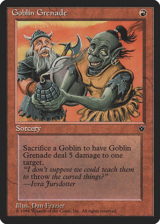 Goblin Grenade (Dan Frazier)