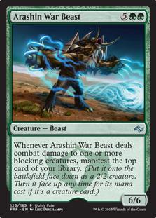 Arashin War Beast (Ugin\