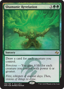 Shamanic Revelation (Fate Reforged Buy-a-Box)