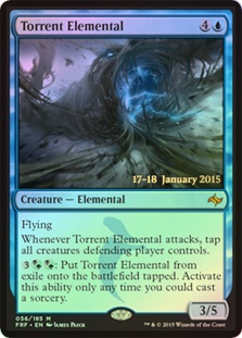 Torrent Elemental (Fate Reforged Prerelease)