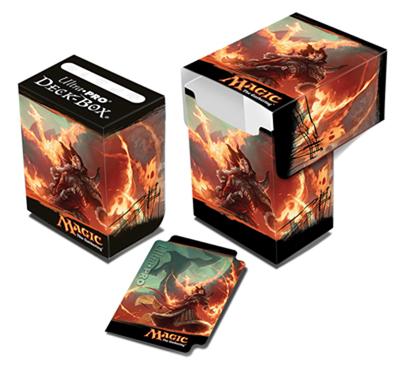Ultra Pro Magic Deck Box - Fate Reforged - Sarkhan