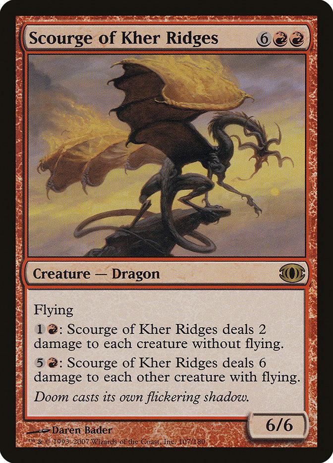 Scourge of Kher Ridges