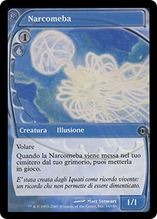 Narcomoeba (Future Sight)