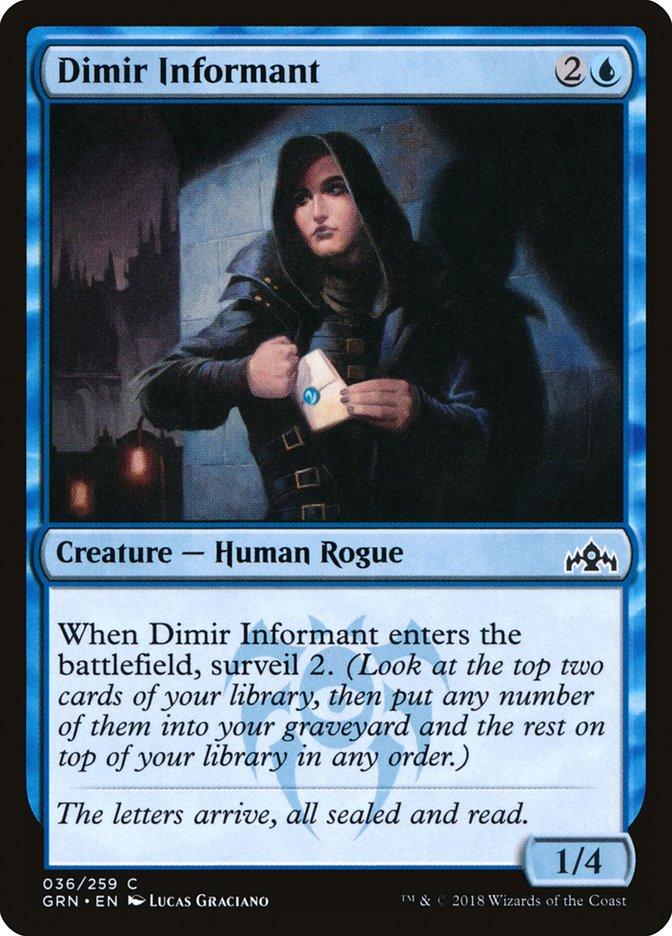 Dimir Informant