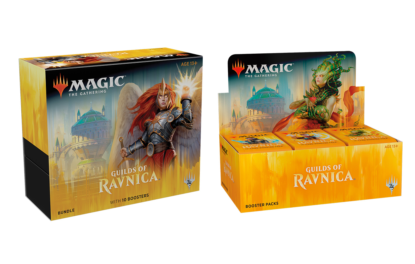 Guilds of Ravnica Combo Pack