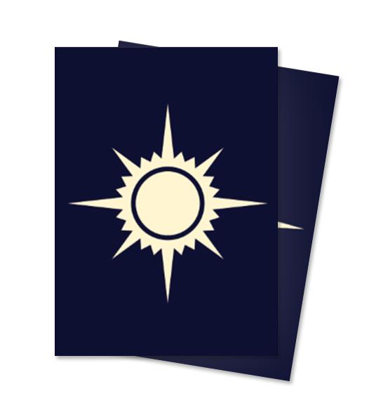 Ultra Pro Magic Matte Sleeves - Guilds of Ravnica - Orzhov