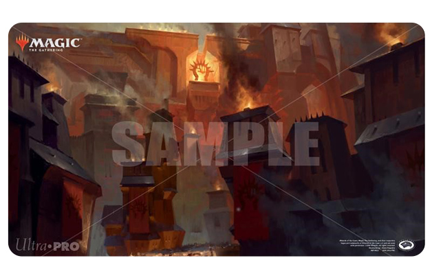 Ultra Pro Magic Playmat - Guilds of Ravnica - Sacred Foundry