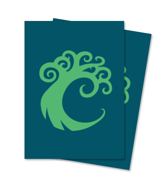 Ultra Pro Magic Matte Sleeves - Guilds of Ravnica - Simic