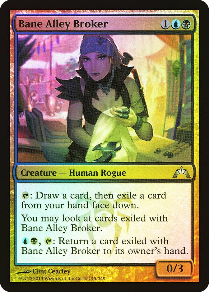 Bane Alley Broker