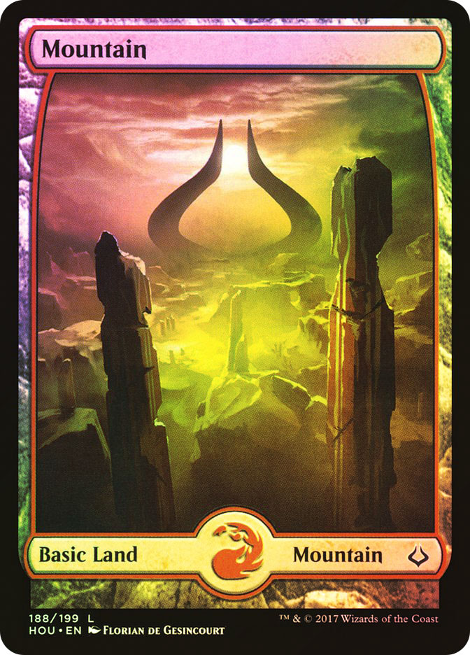 Mountain (#188) (Full-Art)