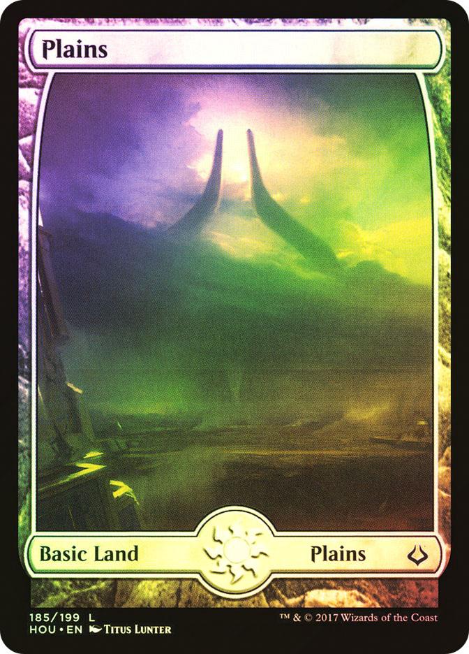 Plains (#185) (Full-Art)