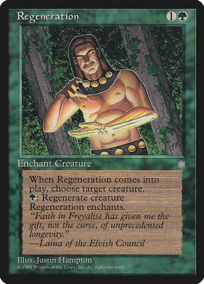 Regeneration (Magic card)