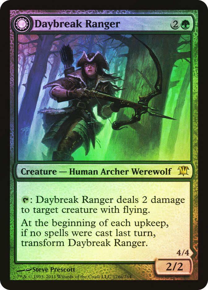 Daybreak Ranger | Nightfall Predator