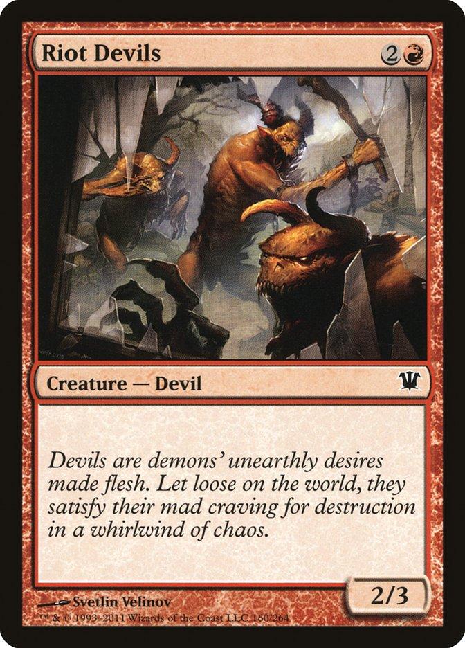 Riot Devils