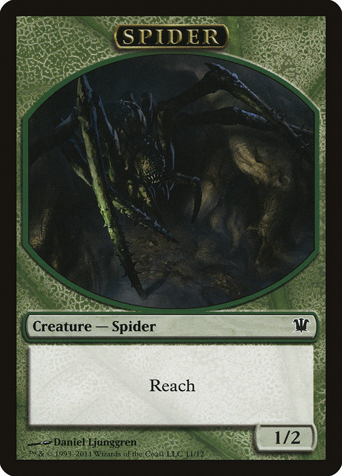 Spider Token At Starcitygames Com