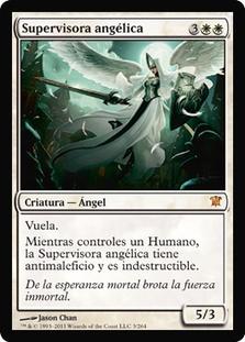 Angelic Overseer (Innistrad)