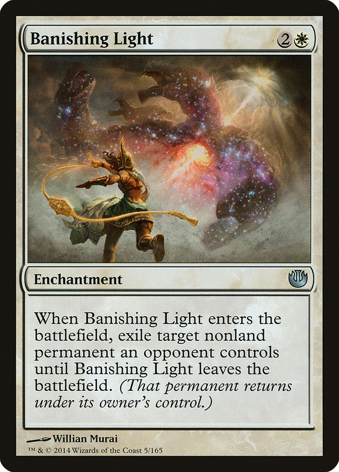 Preorder Banishing Light!