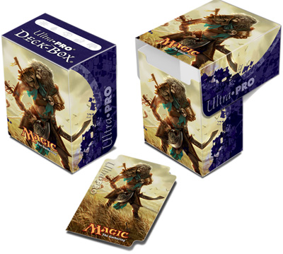 Ultra Pro Magic Deck Box - Journey into Nyx - Ajani, Mentor of Heroes