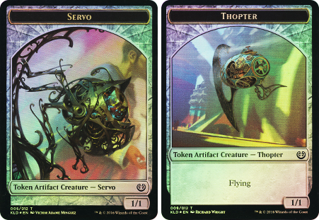 [Servo Token] (#5) | [Thopter Token] (#9)