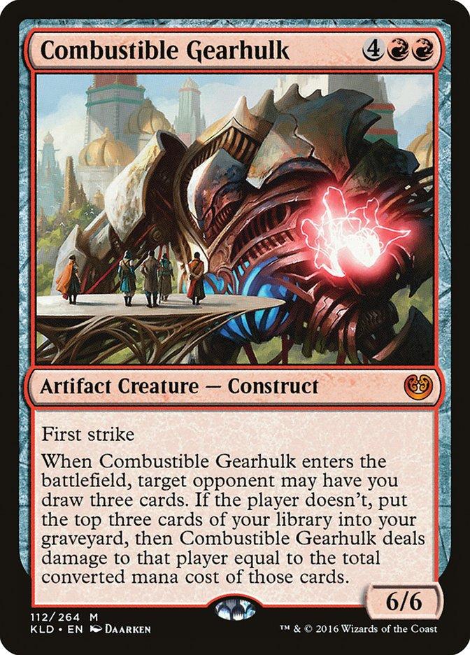 Combustible Gearhulk