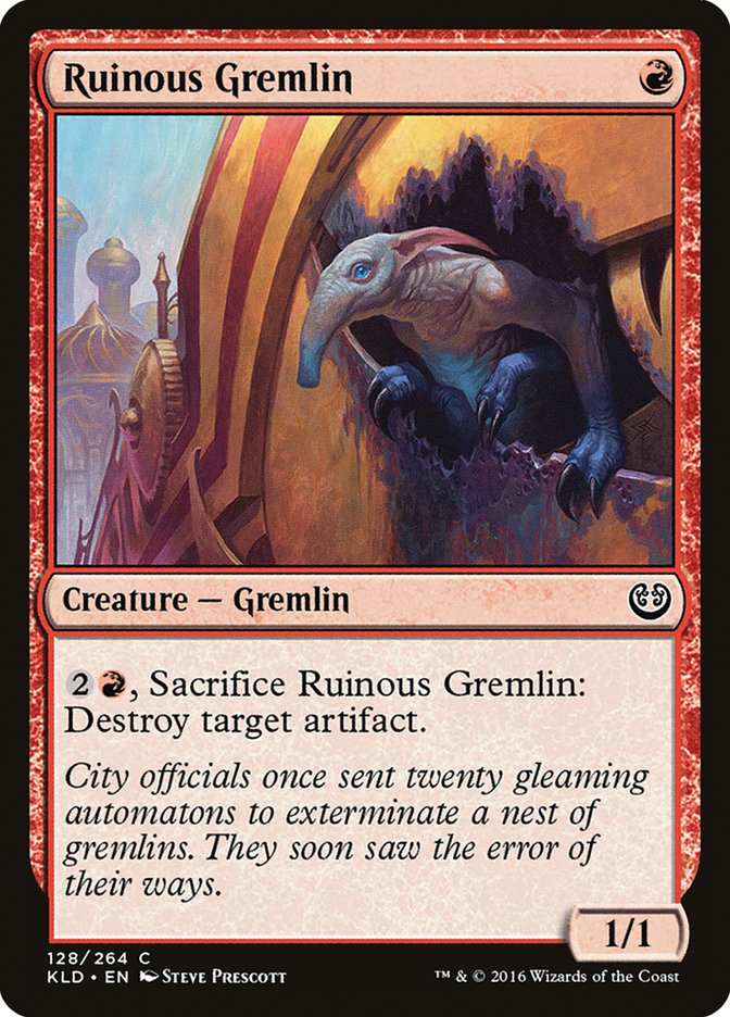 Ruinous Gremlin