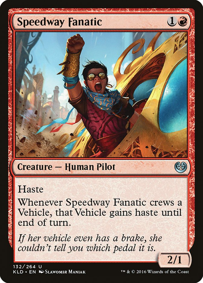 Speedway Fanatic