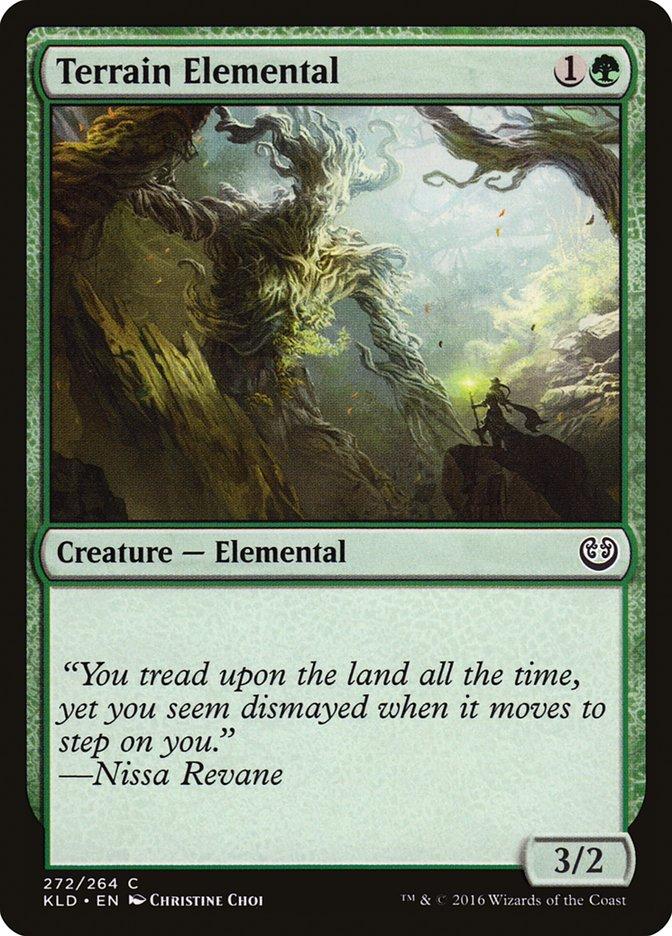 Terrain Elemental