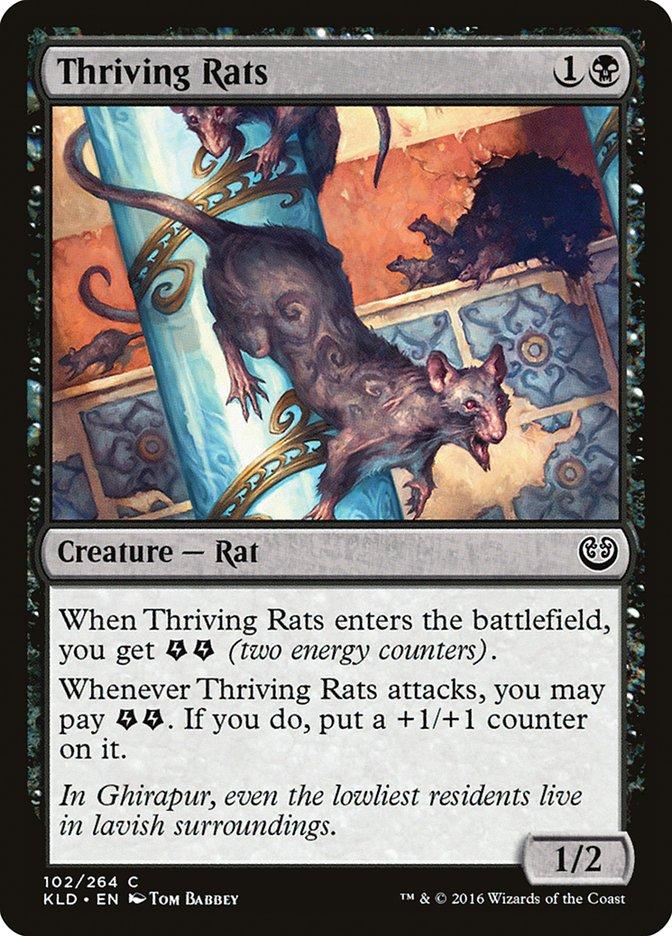 Thriving Rats