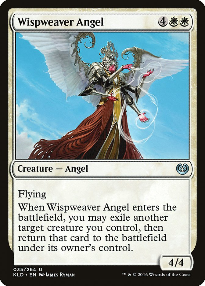 Wispweaver Angel