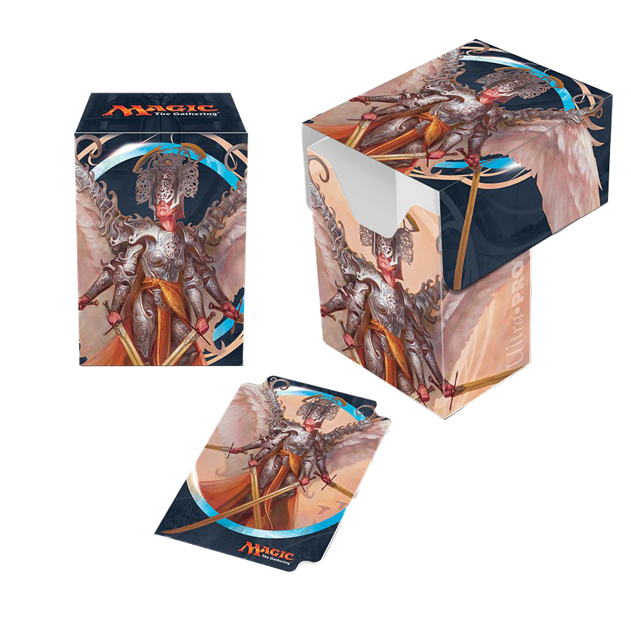 Ultra Pro Magic Deck Box - Kaladesh - Angel of Invention