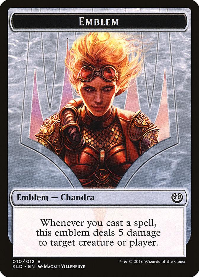 Chandra Emblem