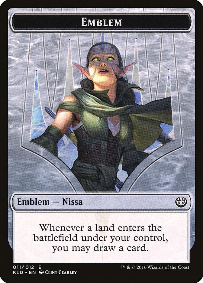 Nissa Emblem