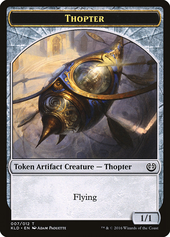 Thopter Token 7