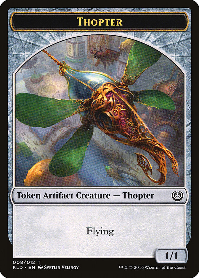 Thoper Token 8