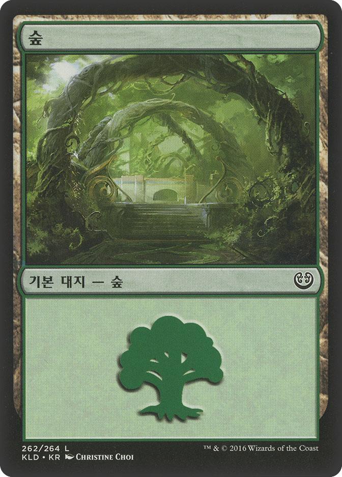 Forest (#262) (Kaladesh)